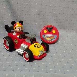 Mickey and the Roadster Racers RC Car